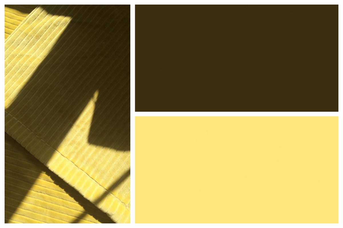 yellow, gul, sun, sol, light, lys, skygge, shadow, farveglimt