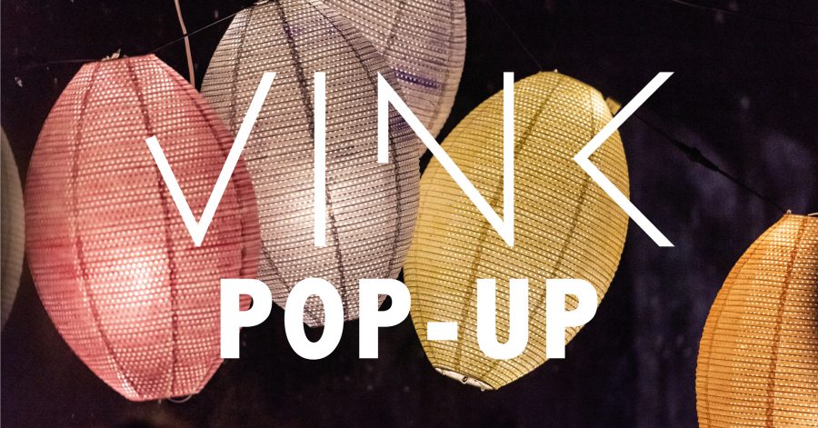 VINK POP UP x TUNDRA x GALLERI GRUNDSTOF